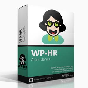 WP-HR Attendance Box