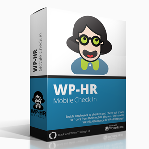 WP-HR Mobile Check In